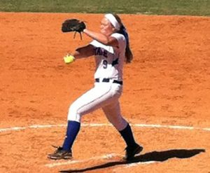 Chapel Hill, Tenn., native Sara Jordan signed with CU softball for the 2016-17 academic year.